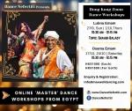 Online 'Master' Dance Workshops From Egypt