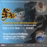 Innovation Workshops: Sounding Bodies Intermedia