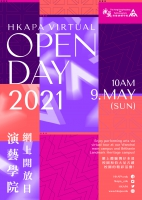HKAPA Virtual Open Day 2021 OTHERS